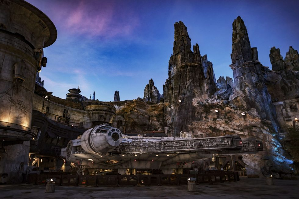 Star Wars: Galaxy's Edge inaugura no Disney's Hollywood Studios